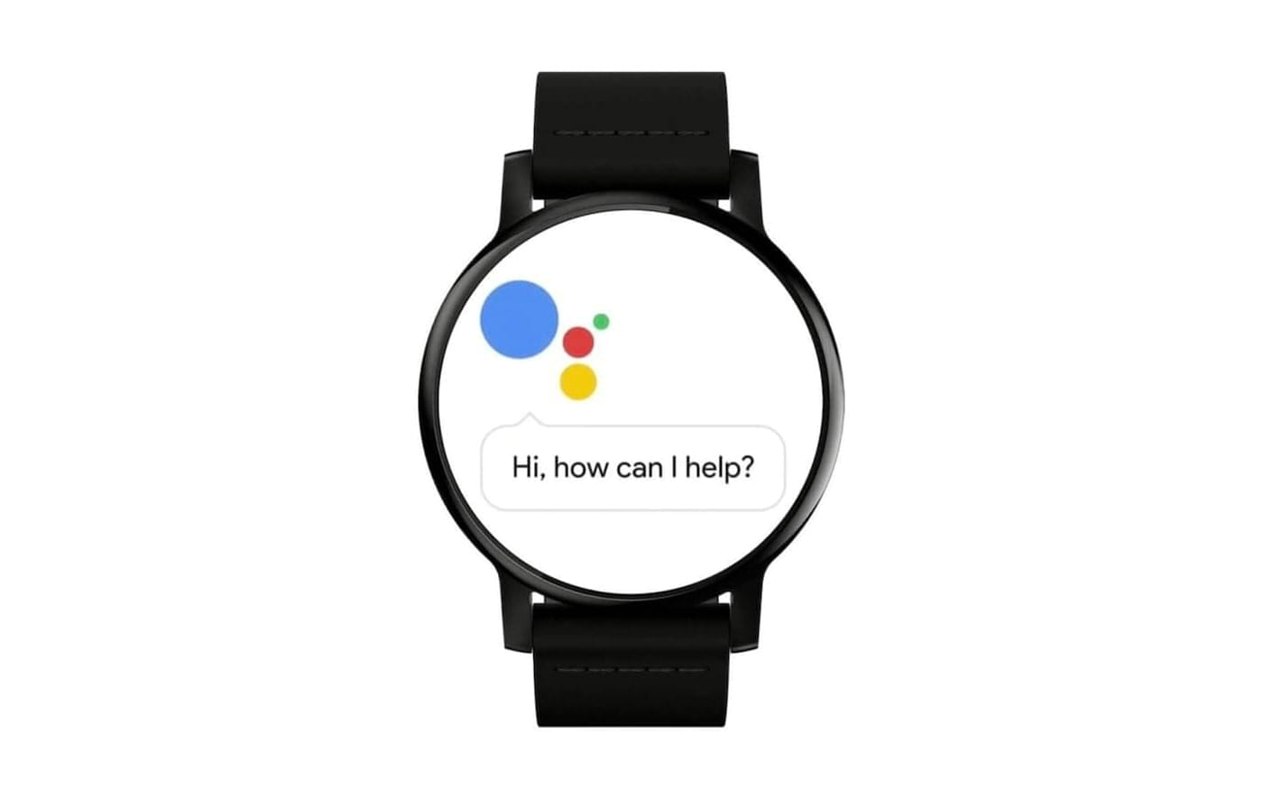 Smartwatch da Google será o primeiro com câmera embutida