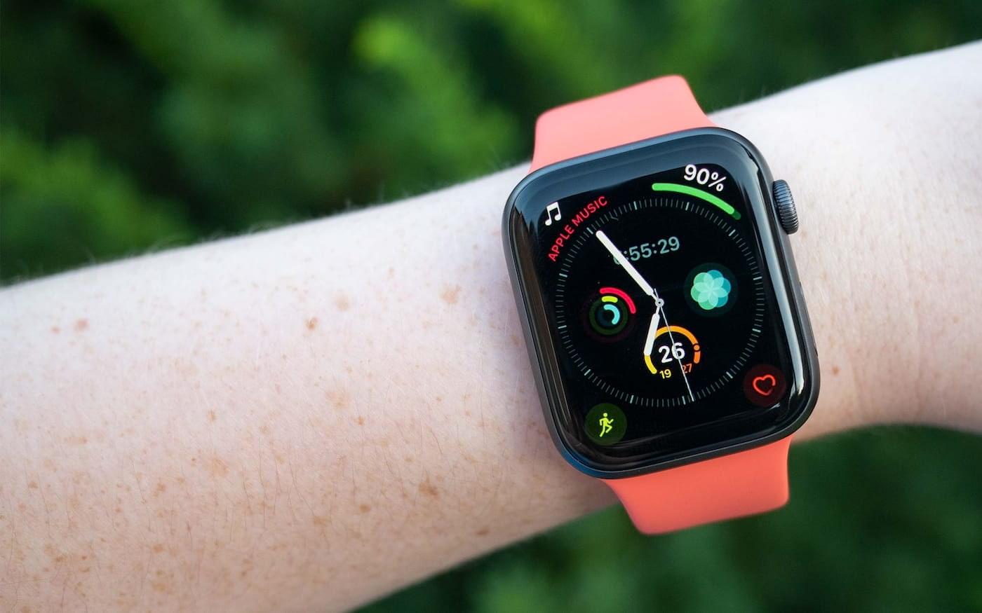 Apple Watch 5 poderia medir pressão sanguínea