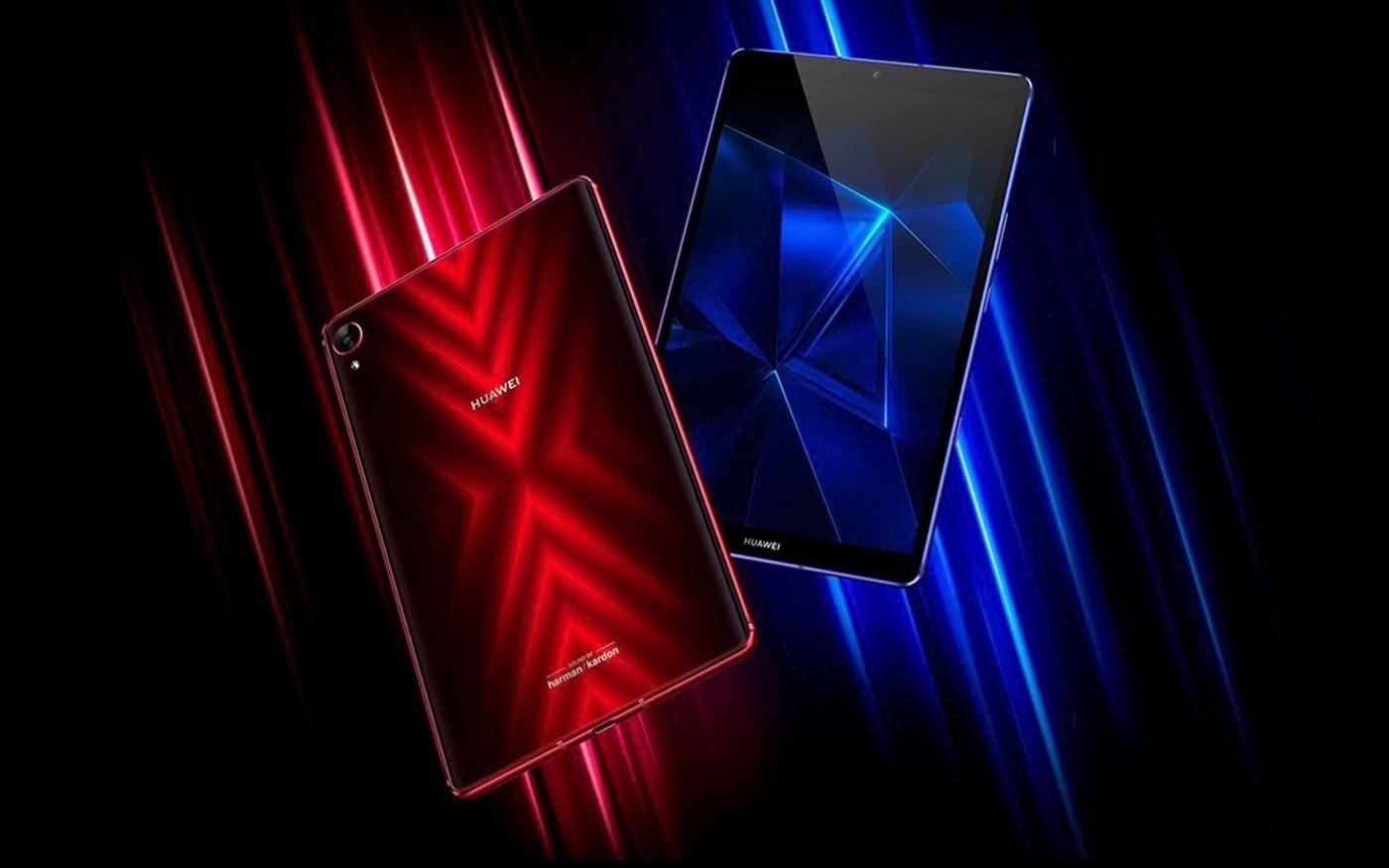 Huawei lança novo tablet gamer com resfriamento líquido