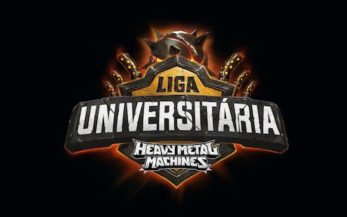 Heavy Metal Machines ganha liga universitária com duas divisões
