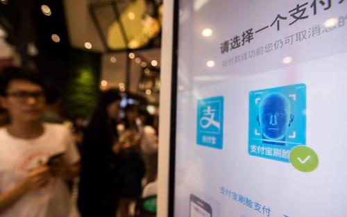 Reconhecimento facial é aplicado como forma de pagamento na China