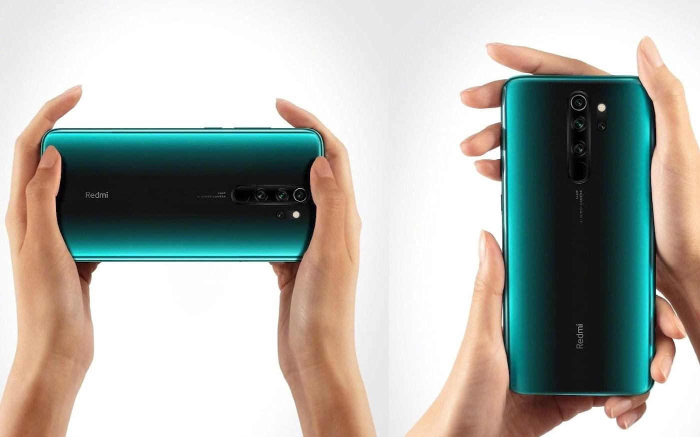 Redmi Note 8 Pro Oficialmente Se Torna Primeiro Smartphone Com 64 Mp De Camera