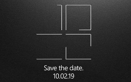 Quais lançamentos podemos esperar no evento da Microsoft de 2 de outubro?