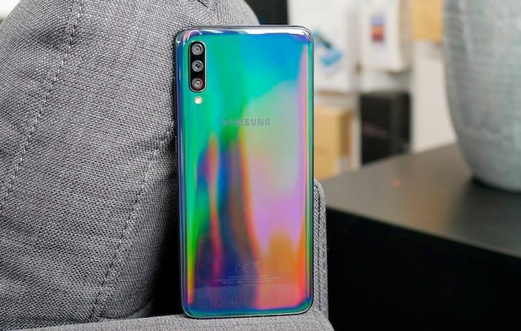 Samsung série Galaxy A (foto: sammobile.com)