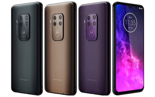 Motorola One Zoom foi brevemente à venda, com especificações confirmadas