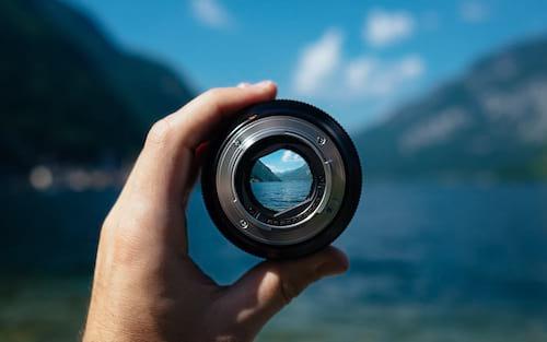 O que é abertura em Fotografia? - Triângulo da exposição