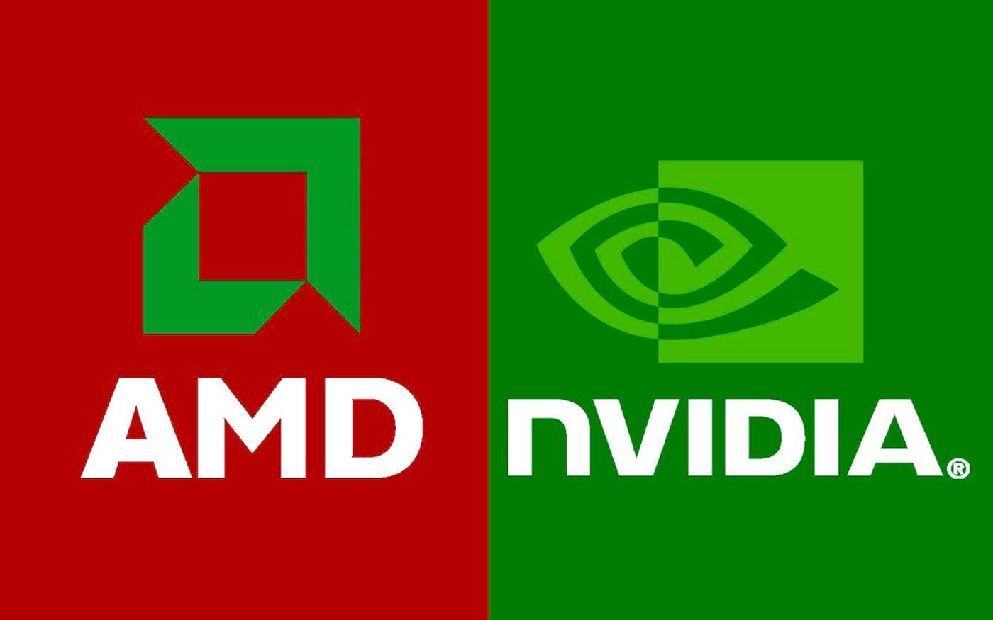 AMD ultrapassa a Nvidia em remessas gerais de GPU pela primeira vez em cinco anos