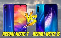 As diferenças entre Redmi Note 7 e Redmi Note 8