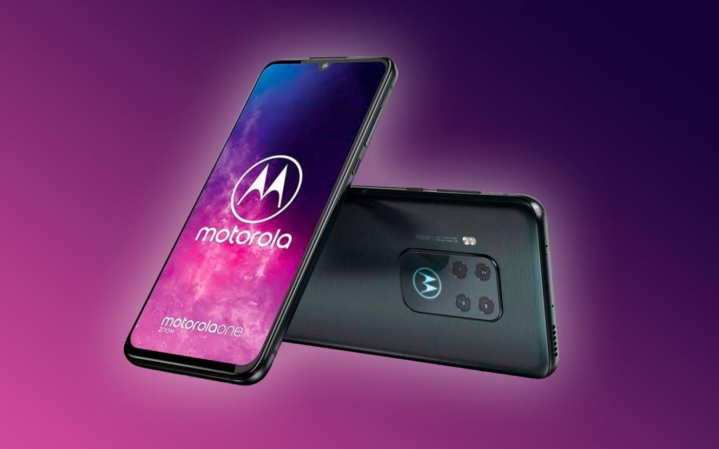 Motorola One Zoom: Veja os detalhes do smartphone com zoom de 5x