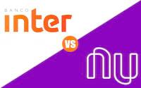 Qual tem mais benefícios: Banco Inter ou Nubank?