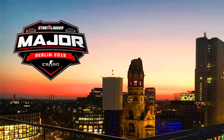 StarLadder Berlin 2019 Major