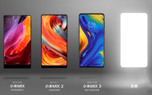 Finalmente! Xiaomi Mi Mix 4 chega dia 24 de setembro