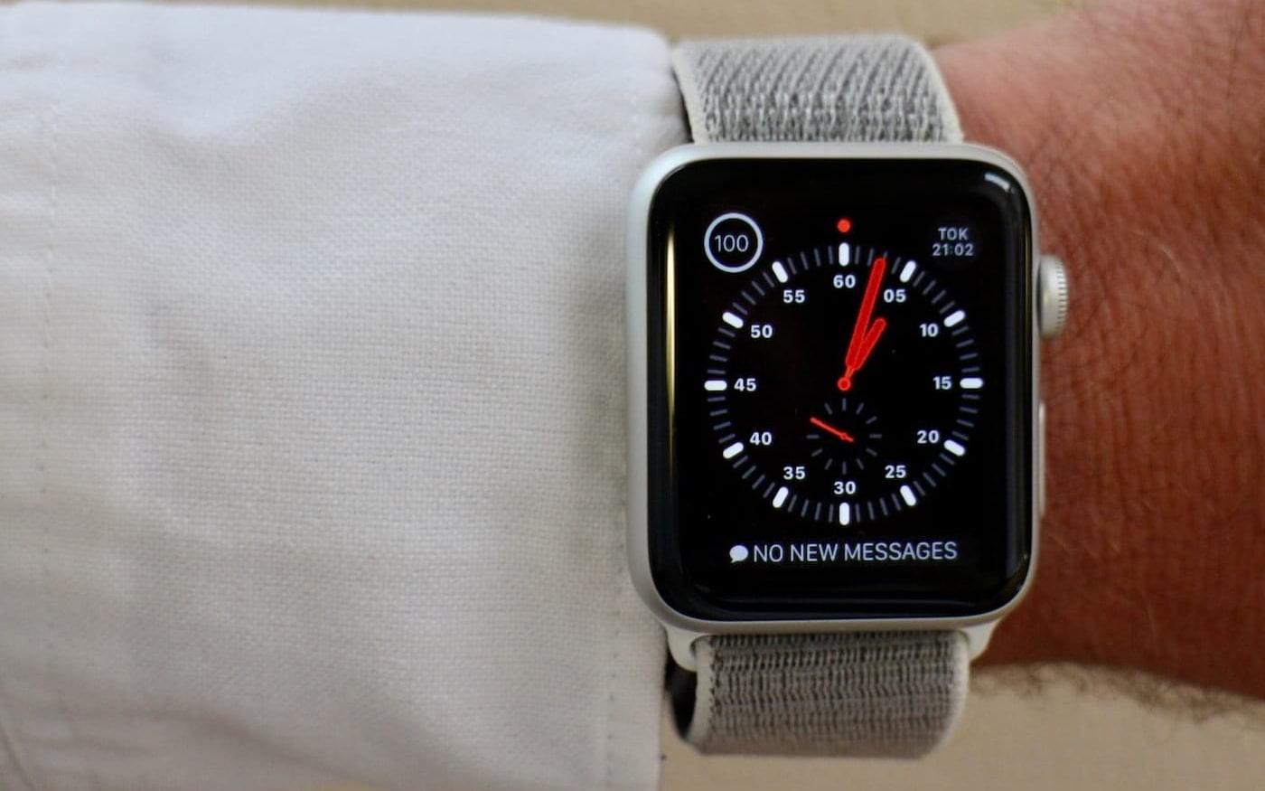 Apple vai reparar gratuitamente telas quebra do Apple Watch séries 2 e 3