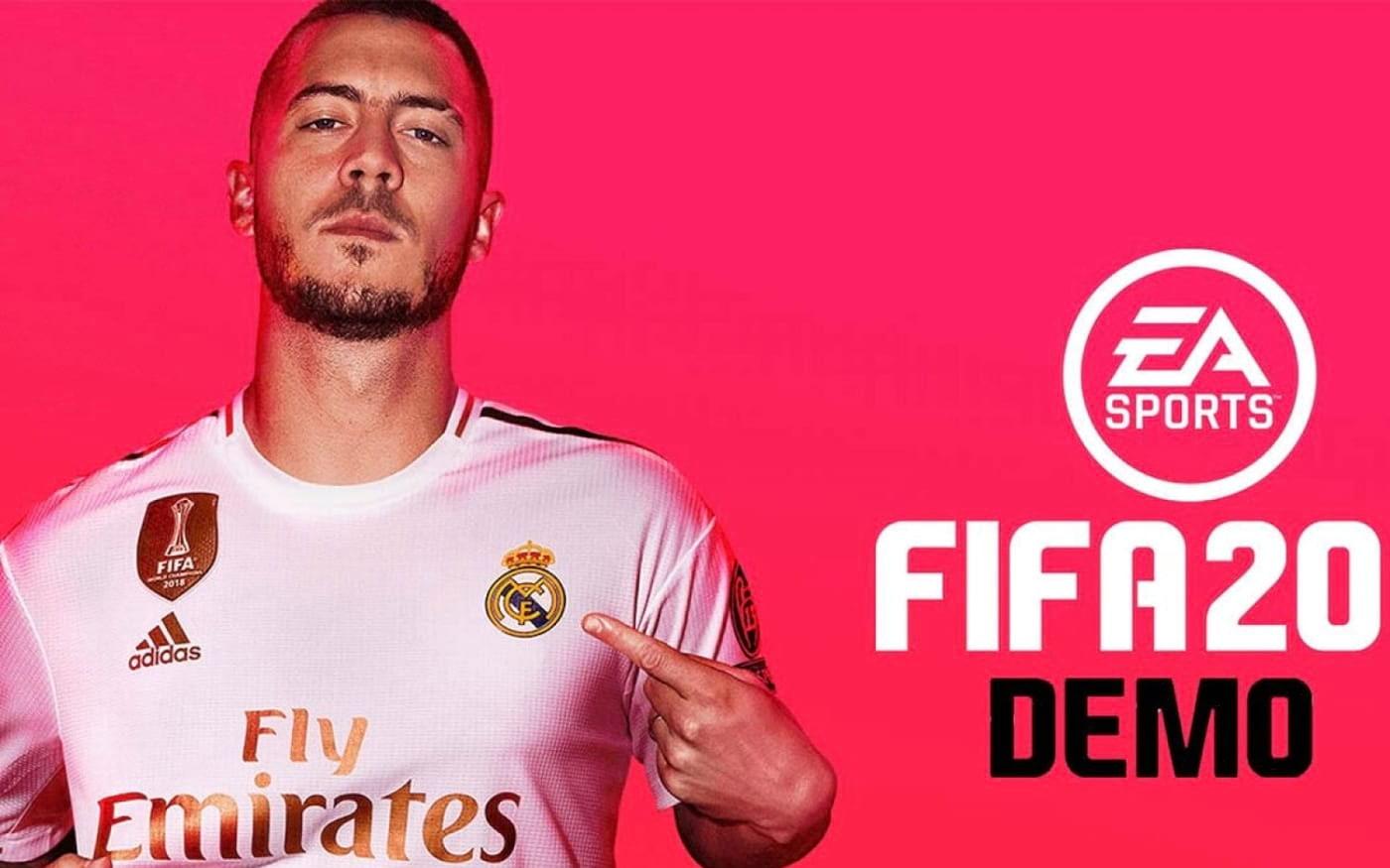 FIFA 20: demo terá 10 times e chega no dia 12 de setembro