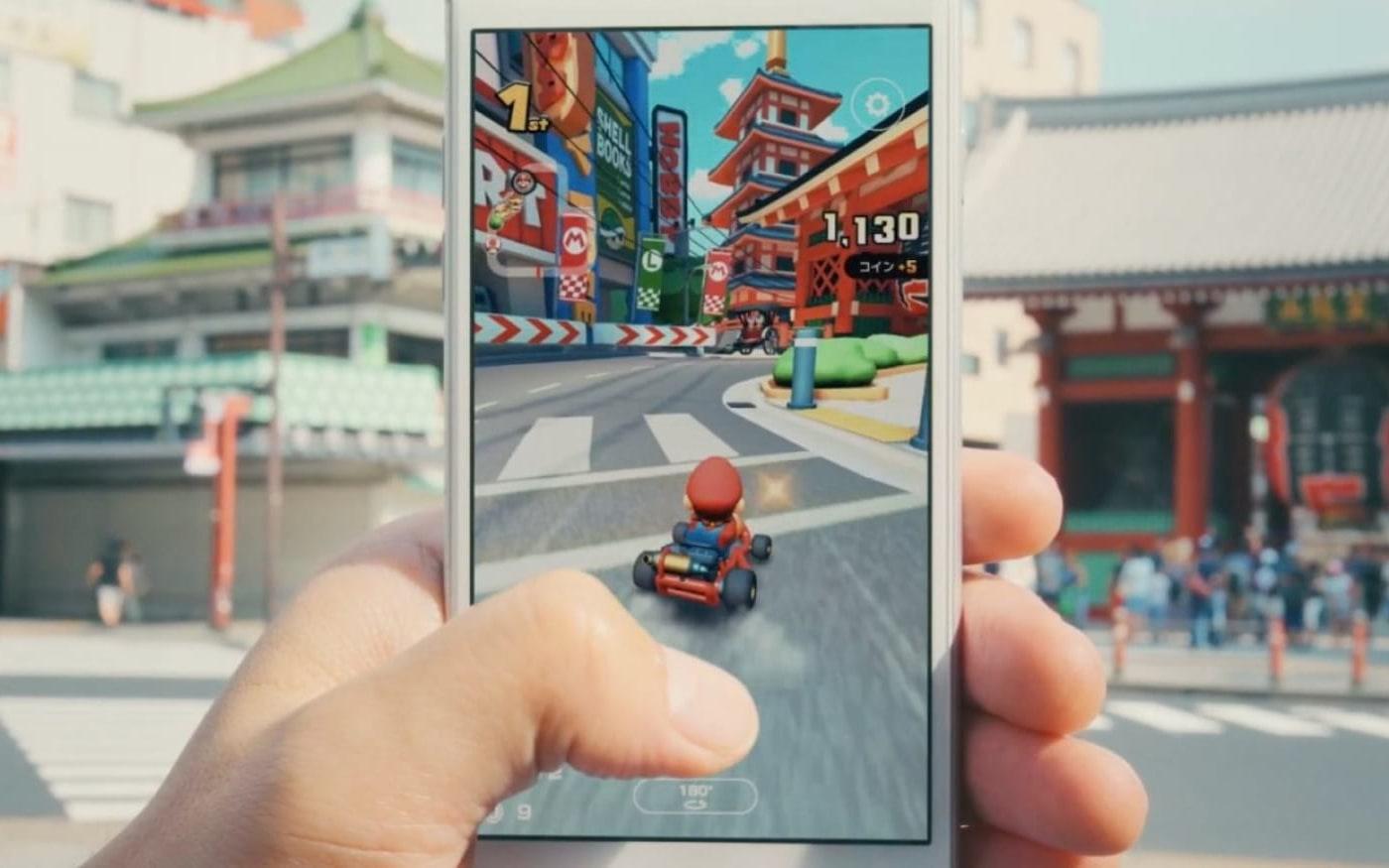 Conheça Mario Kart Tour! Em breve disponível para o seu smartphone!