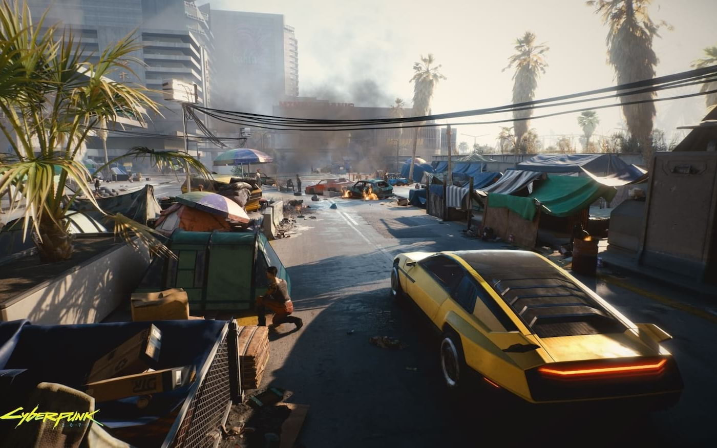 CD Projekt Red confirma que Cyberpunk 2077 terá multiplayer