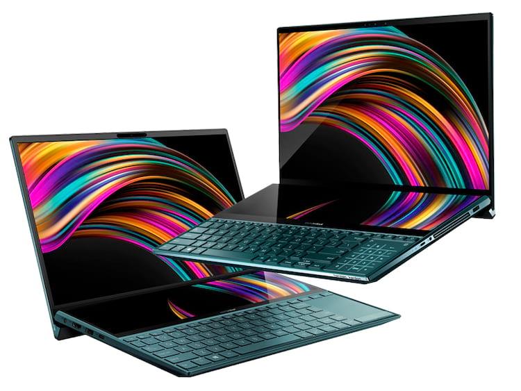ZenBook Pro Duo (UX581) e ZenBook Duo (UX481)
