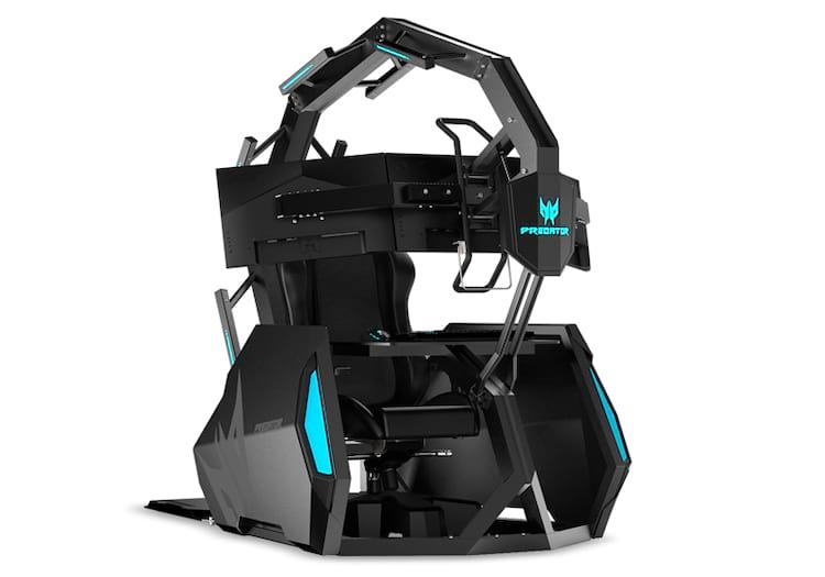 A mais nova caverna de games da Acer