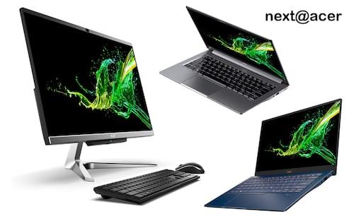 Acer lança o Swift 5, notebook de 14 polegadas mais leve do mundo e mais