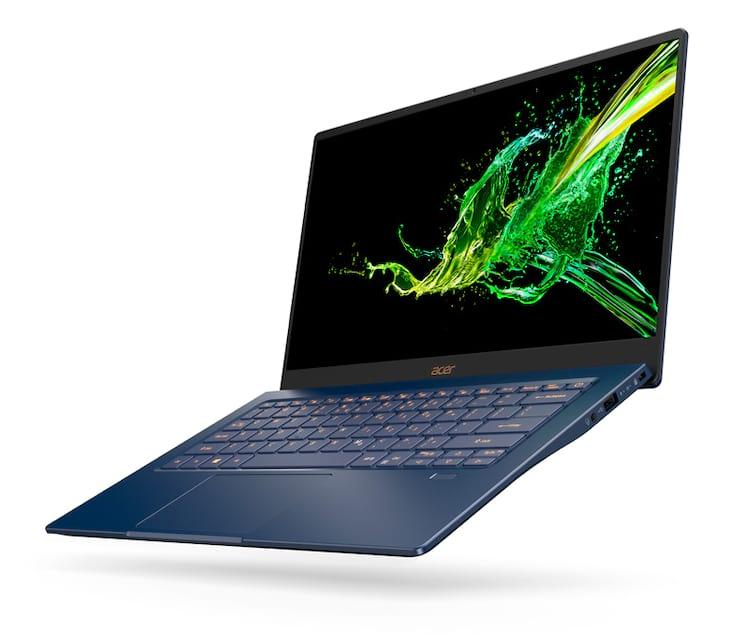 Acer Swift 5, o notebook de 14 polegadas mais leve do mundo