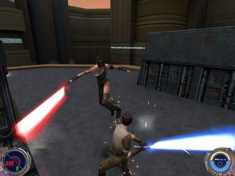 Star Wars Jedi Outcast