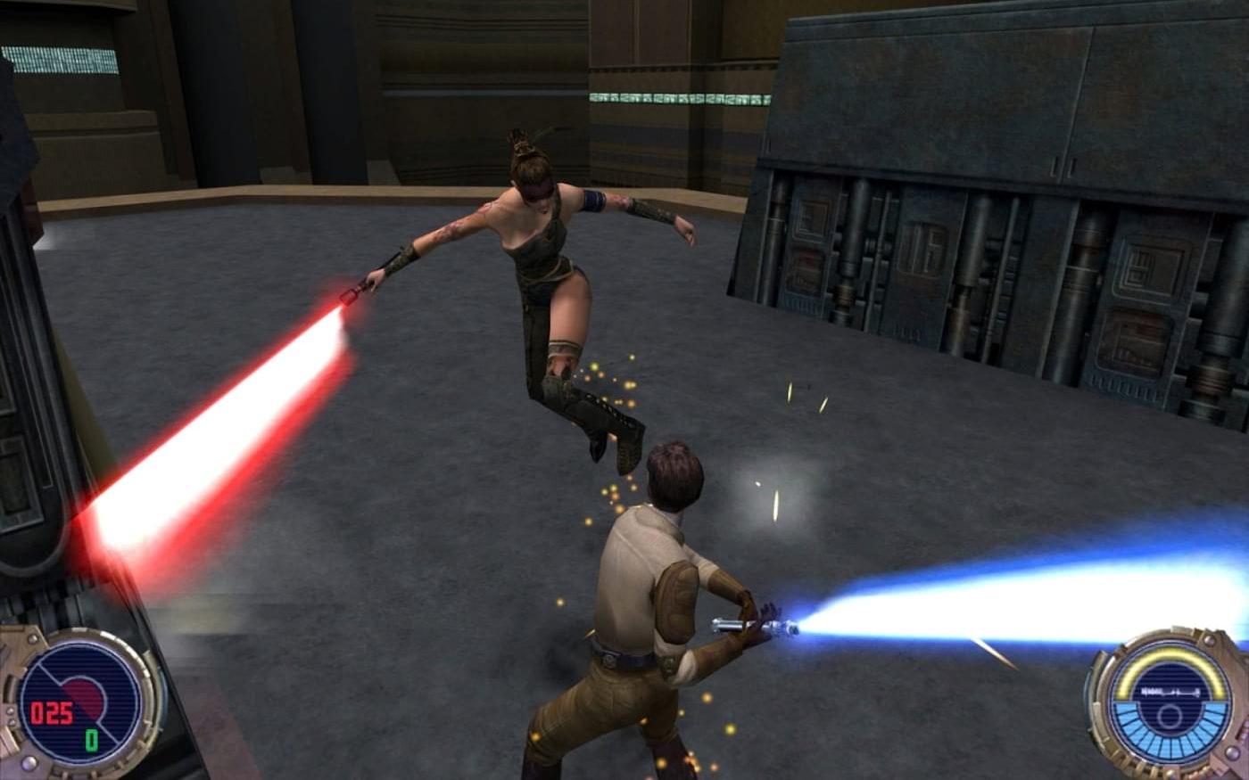 Jedi Knight: Jedi Outcast e Jedi Academy para Nintendo Switch e Playstation 4 chegarão em breve