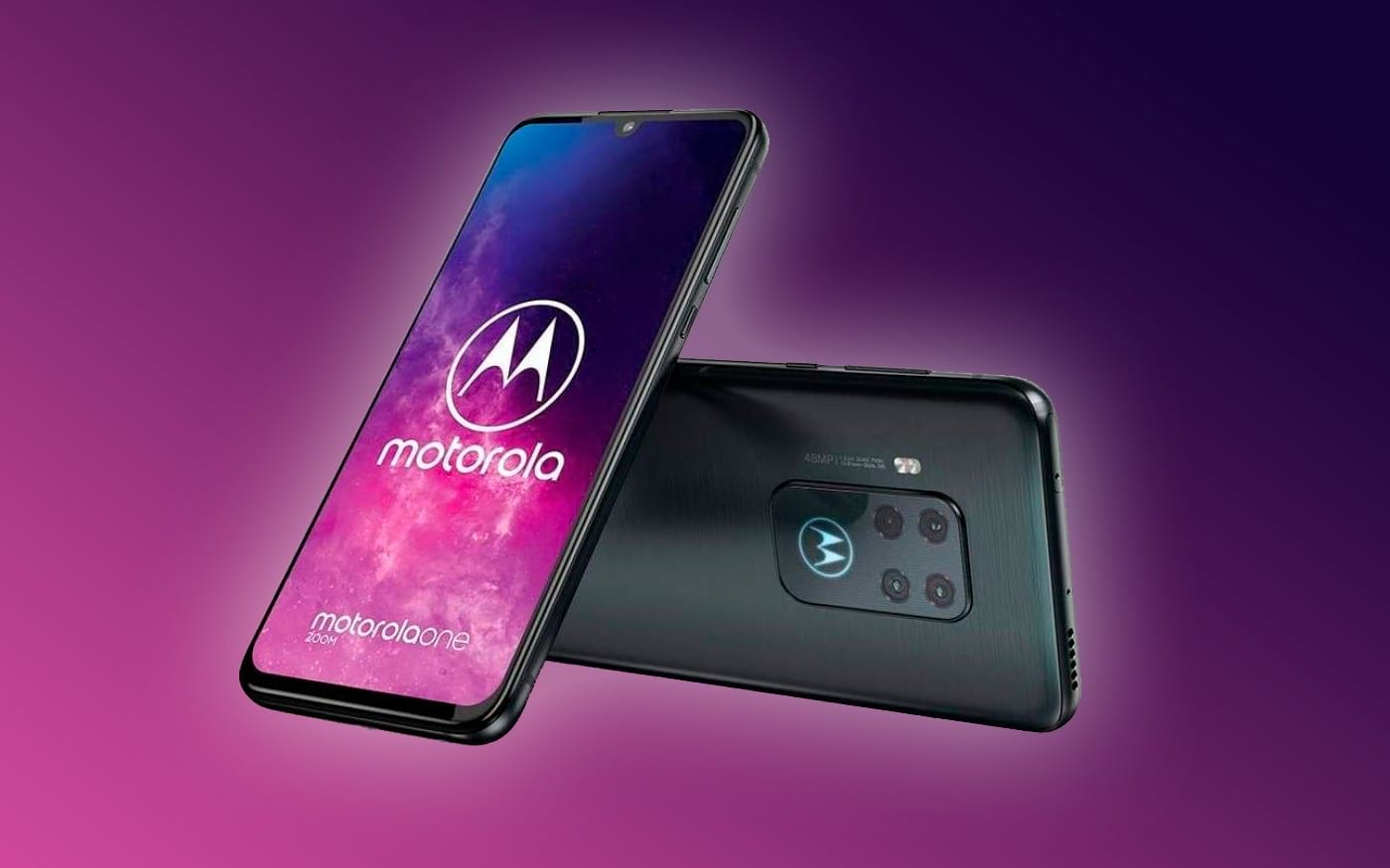 Motorola One Zoom já está disponível para compra no Brasil