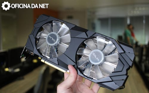 Review RTX 2080 Super Galax EX: Mini 2080 Ti?