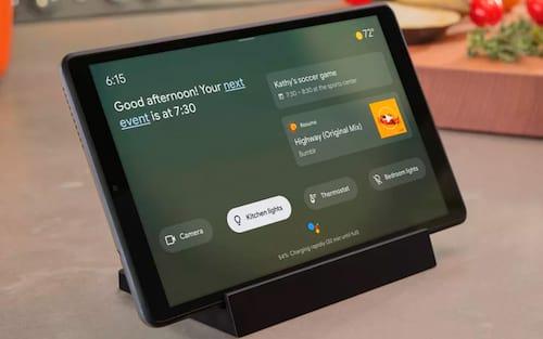 O Modo Ambiente do Assistente do Google transforma dispositivos Android em telas inteligentes