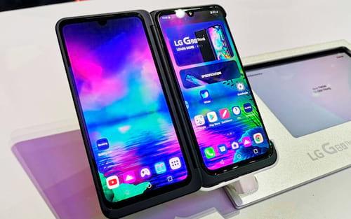 IFA 2019: LG lança LG G8X ThinQ com tela dupla