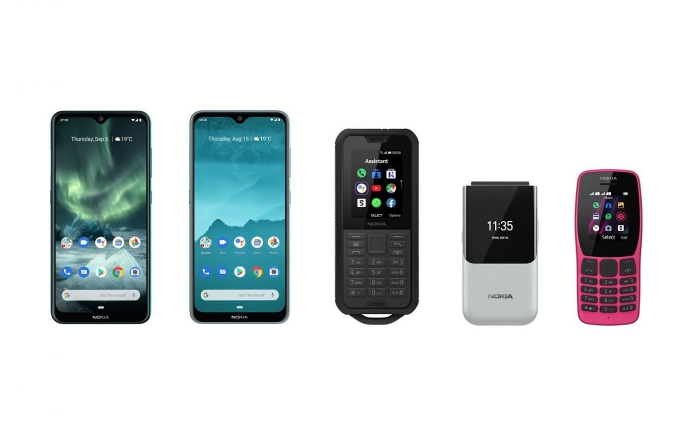 Conheça os novos celulares retrôs e modernos da Nokia em 2019