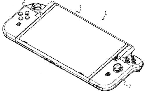 [Nintendo] Nova patente dos controles Joy-Con apresenta dobradiças ajustáveis