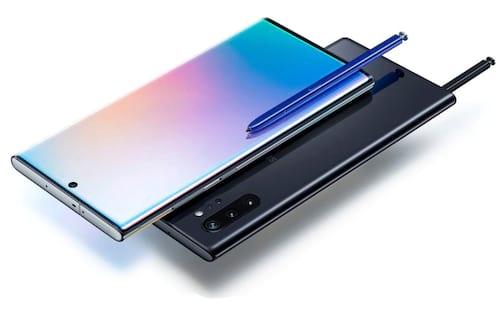 Samsung Galaxy Note 10+ recebe patch de segurança de setembro