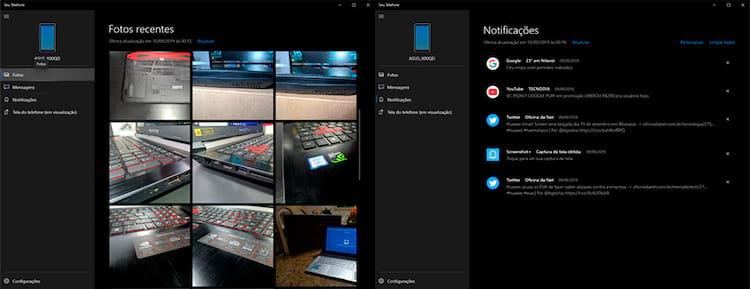Aplicativo Microsoft Seu Telefone permitirá em breve efetuar chamadas pelo windows 10 vinculado ao seu smartphone Android