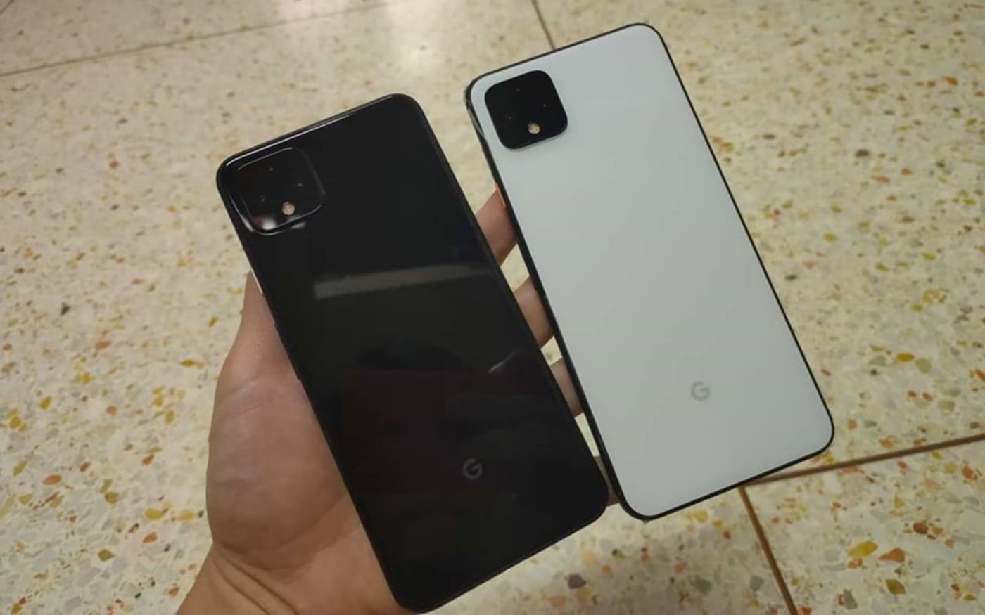 Google Pixel 4 XL tem imagens vazadas nas cores preto e branco