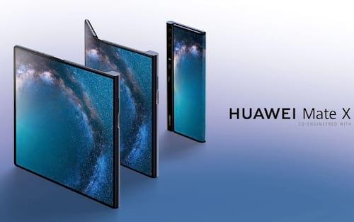 Huawei Mate X terá duas versões em Kirin 980 e 990 5G
