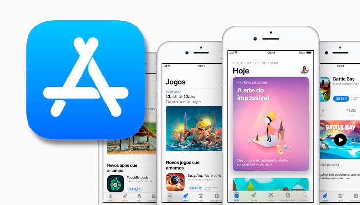 AppStore da apple usa algoritmos em benefício próprio para alavancar seus próprios aplicativos