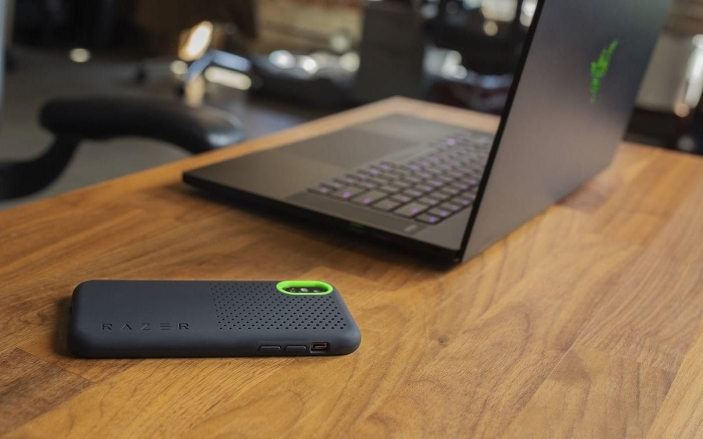 Razer anuncia case para iPhones e Razer Phone 2 com solução eficiente de resfriamento