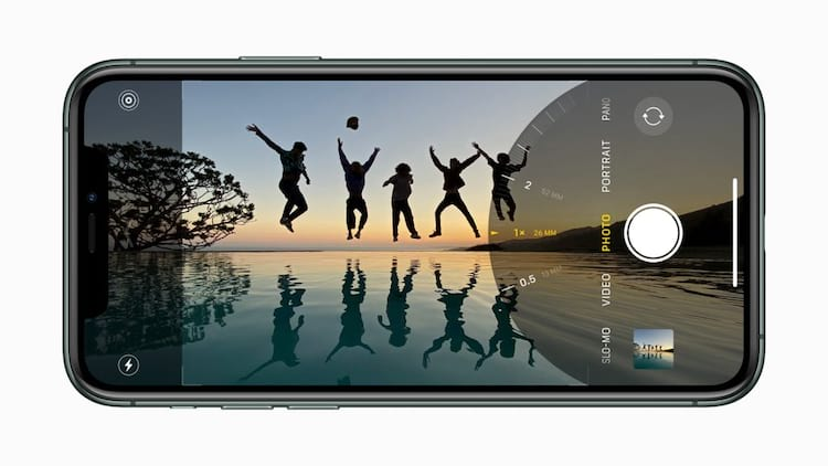 camera iphone 11 pro e 11 pro max