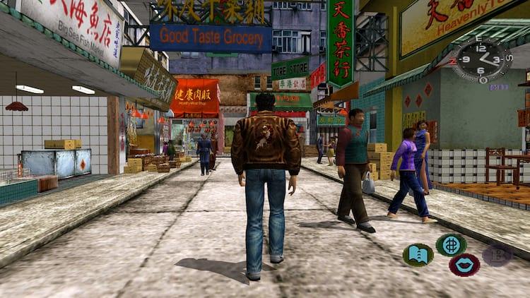 Ryo em Hong Kong, Shenmue II