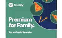 Spotify fará confirmação de endereço de cada membro no plano familiar