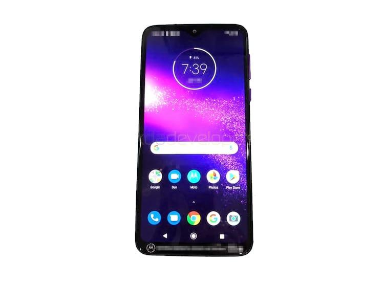 Possível imagem do Motorola One Macro (fonte:XDA)