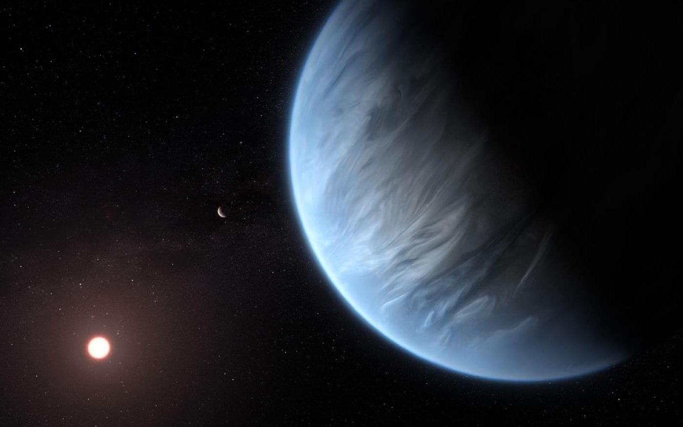 Terra 2.0? Cientistas encontram água em exoplaneta K2-18b