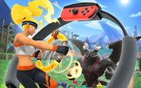 Nintendo revela mais detalhes sobre o misterioso anel para jogar - Conheça o Ring Fit Adventure!