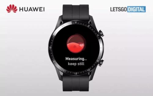 Patentes revelam interface do Watch GT2 com o novo sistema operacional da Huawei