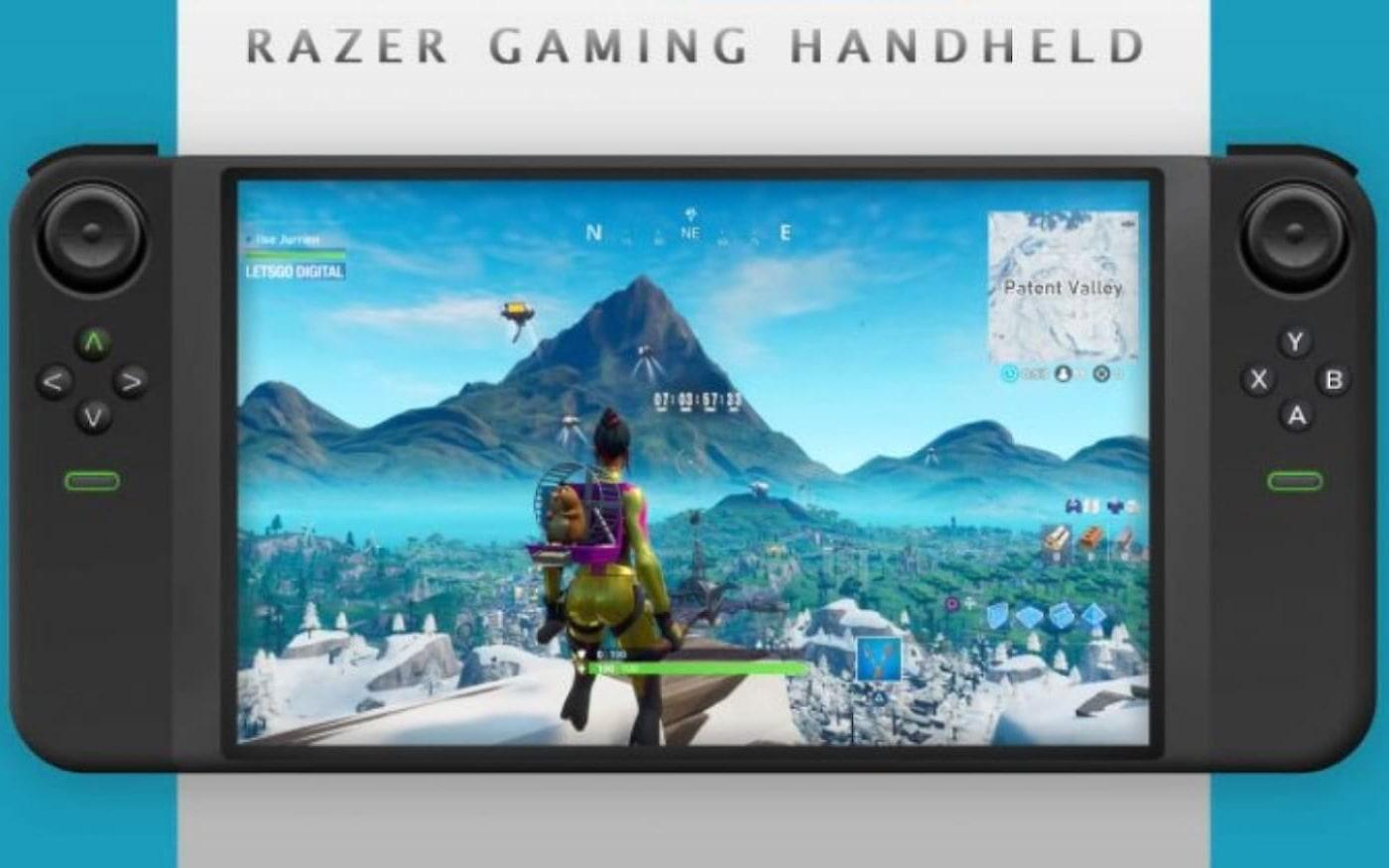 Razer registra patente de cópia descarada do console Nintendo Switch
