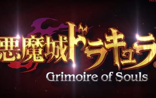 [Castlevania: Grimoire of Souls] Jogo mobile tem trailer revelado durante a TGS 2019