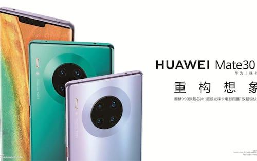 Huawei Mate 30 Pro tem imagem em mãos vazada
