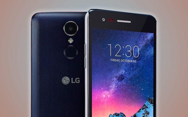 LG lança K8 Plus - novo modelo de entrada da empresa no Brasil