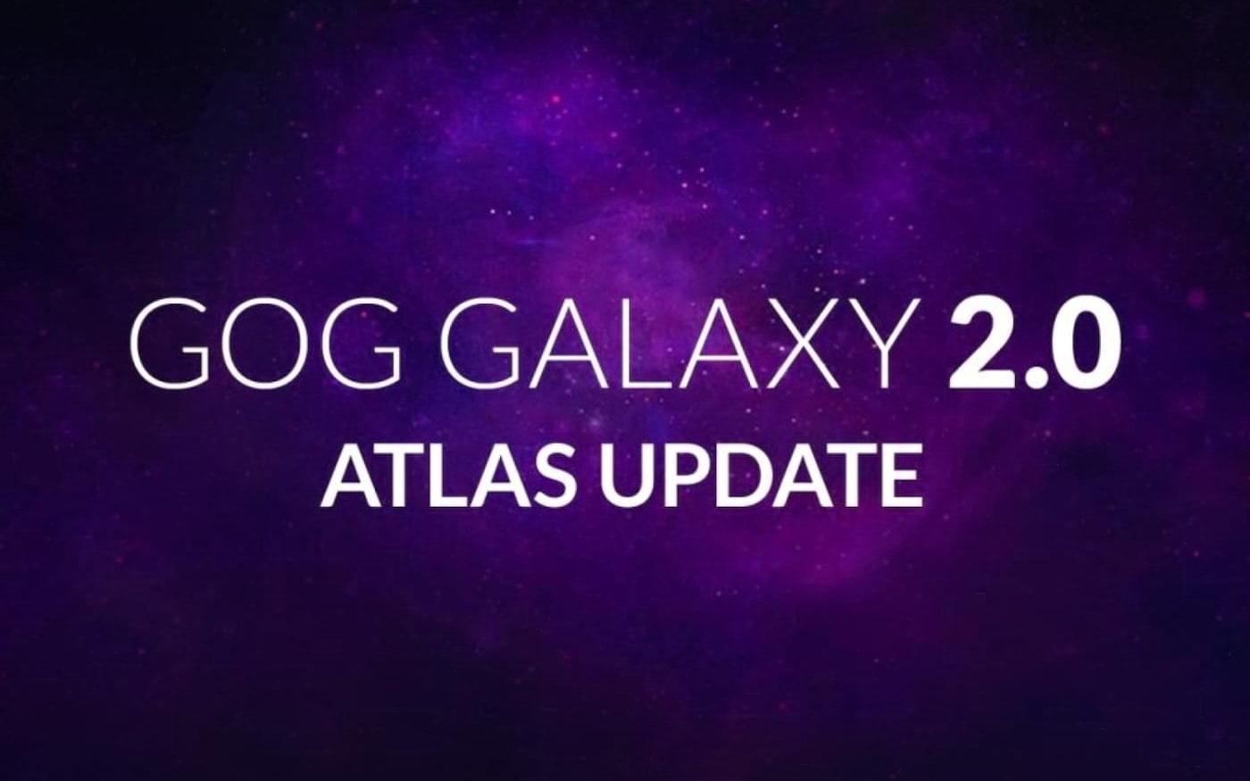 GOG, subsidiária integral da CD Projekt atualiza sua plataforma de distribuição de jogos GOG Galaxy 2.0